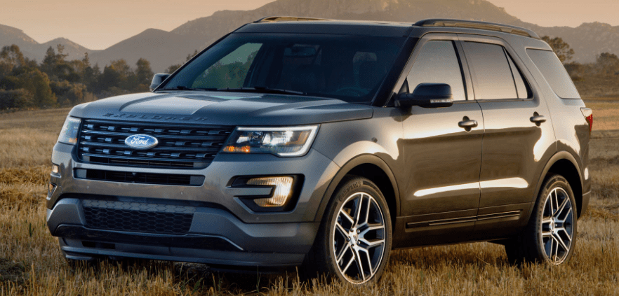 2016 Ford Explorer Owners Manual and Concept