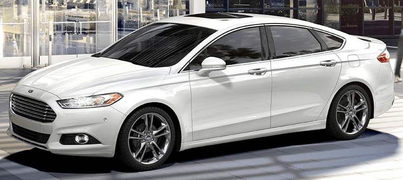 2016 Ford Fusion Owners Manual and Concept