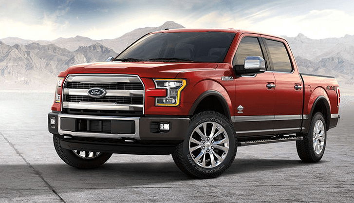 2017 Ford F-150 Owners Manual and Concept
