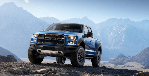 2017 Ford F-150 Raptor Owners Manual and Concept