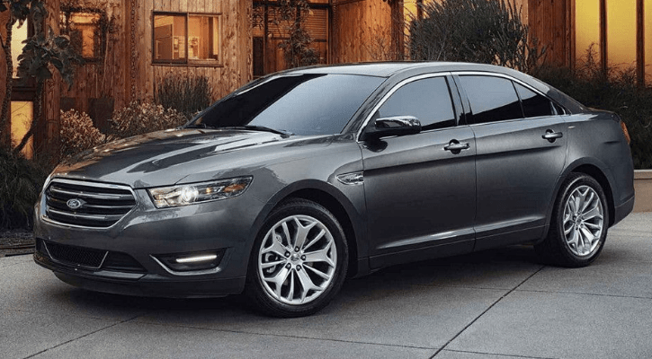 2017 Ford Taurus Owners Manual and Concept