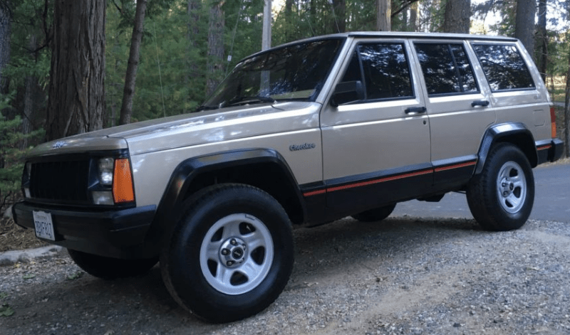 1993 Jeep Cherokee Owners Manual and Concept