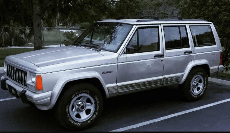 1995 Jeep Cherokee Owners Manual and Concept