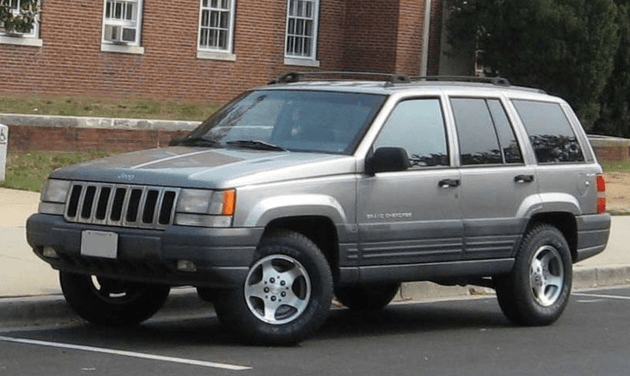 1995 Jeep Grand Cherokee Owners Manual and Concept