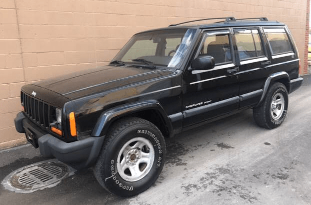 1999 Jeep Cherokee Owners Manual and Concept