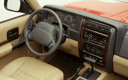 2000 Jeep Wrangler Interior and Redesign