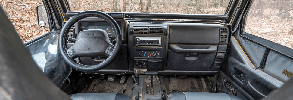 2001 Jeep Wrangler Interior and Redesign