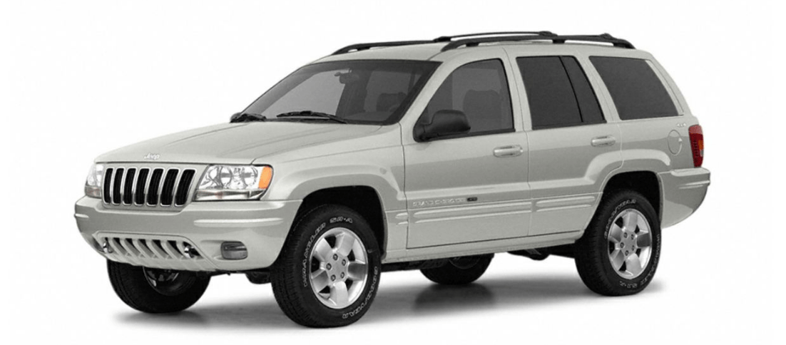 2003 Jeep Grand Cherokee Concept and Owners Manual
