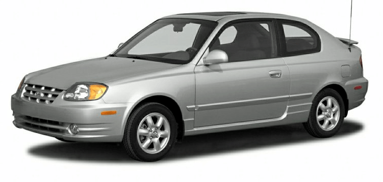 2005 Hyundai Accent Owners Manual and Concept