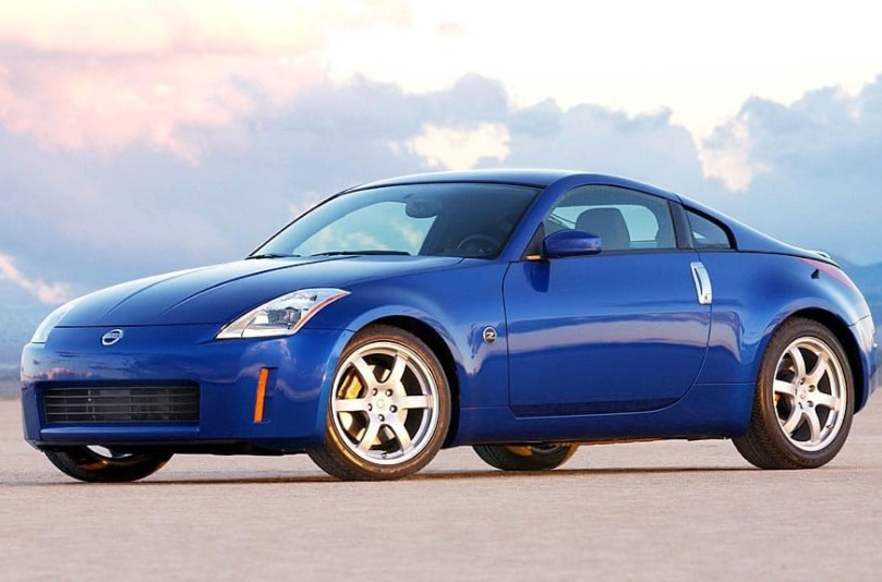 2005 Nissan 350Z Concept HD Wallpaper