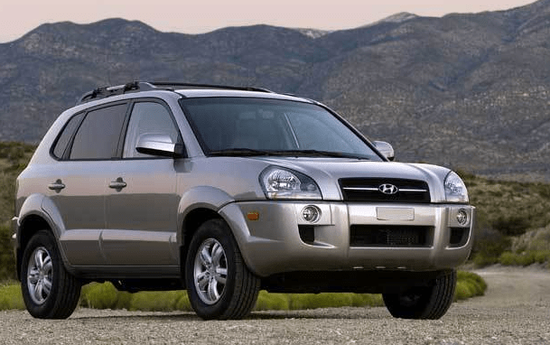 2006 Hyundai Tucson Owners Manual and Concept