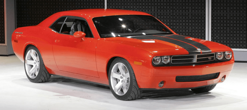 2007 Dodge Challenger Owners Manual and Concept