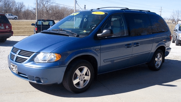 2007 Dodge Grand Caravan Owners Manual and Concept