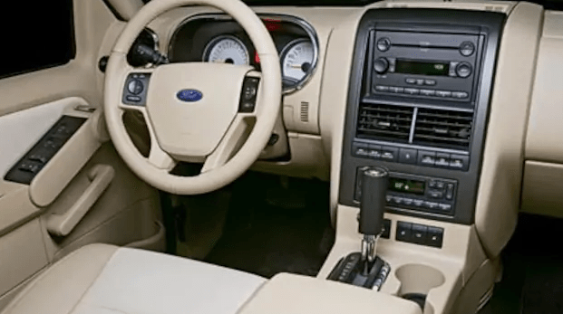 2007 Ford Explorer Sports Trac Interior and Redesign