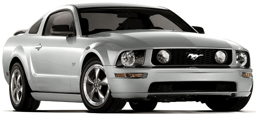 2007 Ford Mustang Owners Manual and Concept