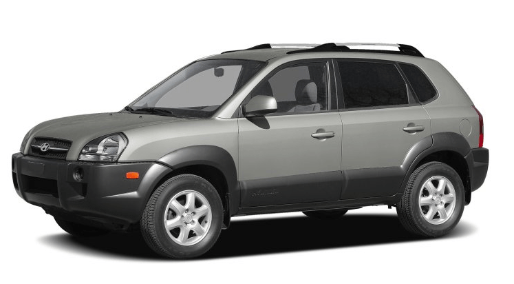 2007 Hyundai Tucson Owners Manual and Concept