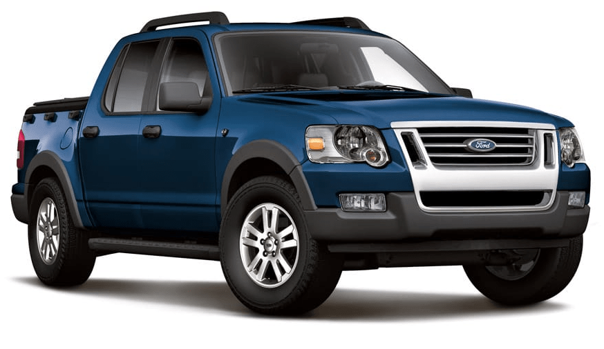 2008 Ford Explorer Sport Owners Manual and Concept