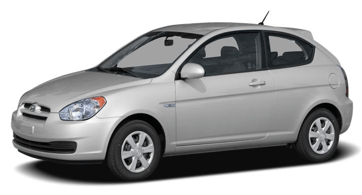 2008 Hyundai Accent Owners Manual and Concept