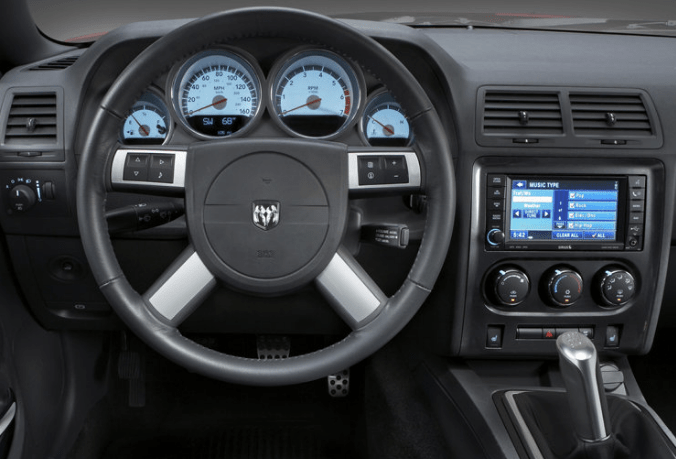 2010 Dodge Challenger Owners Manual and Concept