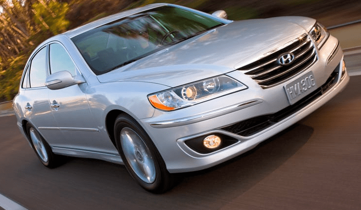 2011 Hyundai Azera Owners Manual and Concept