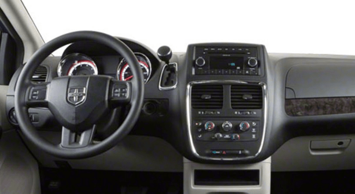2012 Dodge Grand Caravan Interior and Redesign