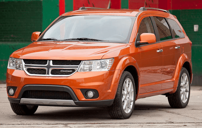 2012 Dodge Journey Owners Manual and Concept