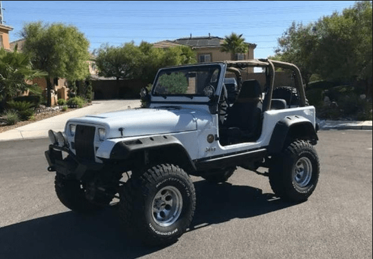 1992 Jeep Wrangler Owners Manual and Concept