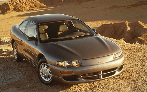 1996 Dodge Avenger Owners Manual and Concept