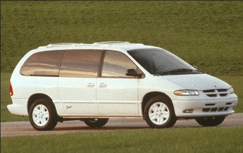 1997 Dodge Caravan Owners Manual and Concept