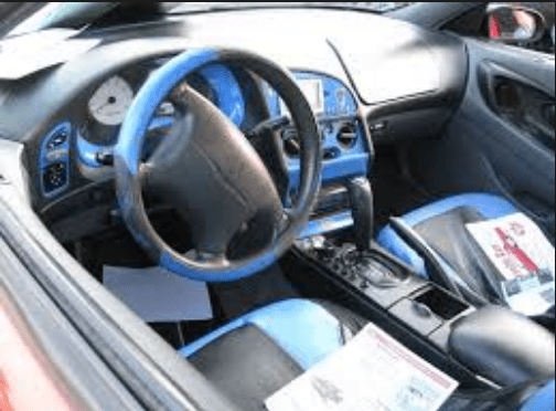 1998 Dodge Avenger Interior and Redesign