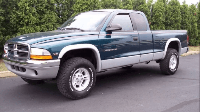1999 Dodge Dakota Owners Manual and Concept