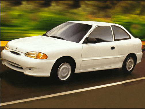 1999 Hyundai Accent Owners Manual and Concept