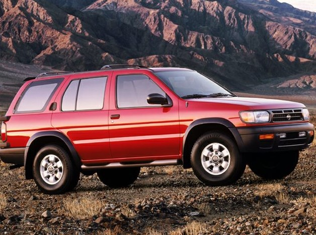 1999 Nissan Pathfinder Concept HD Wallpaper