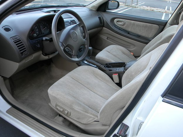 2001 Nissan Maxima Interior HD Wallpaper