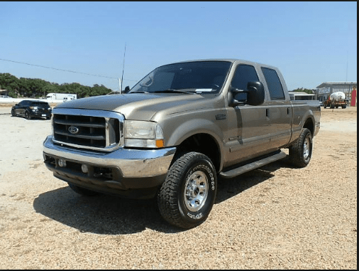 2002 Ford Super Duty Owners Manual and Concept