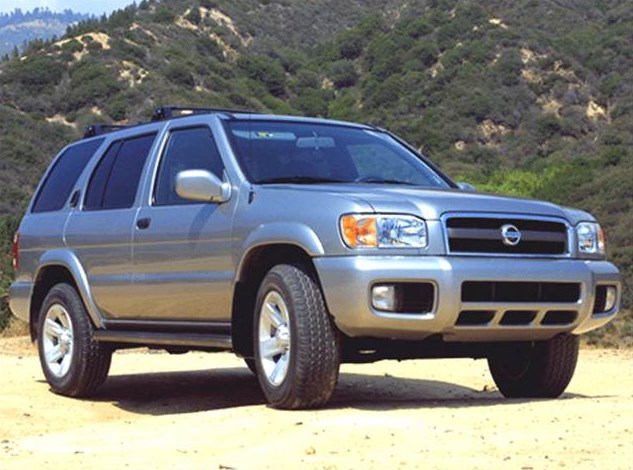 2002 Nissan Pathfinder Concept HD Wallpaper