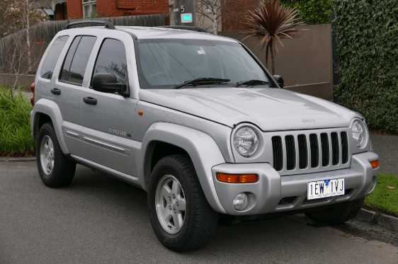 2003 Jeep Cherokee Owners Manual and Concept