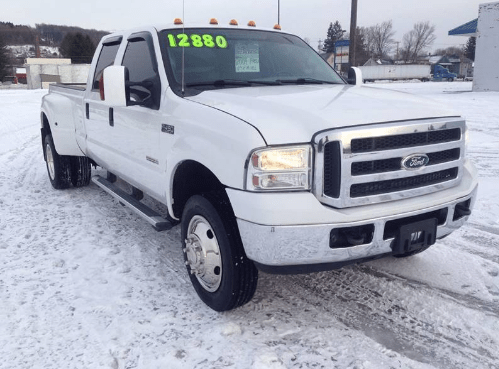 2004 Ford Super Duty Owners Manual and Concept