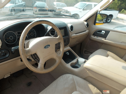 2005 Ford Expedition Interior and Redesign