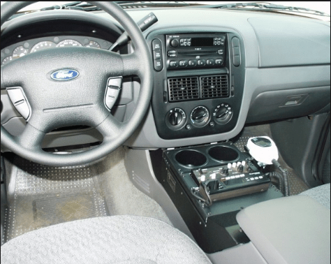 2005 Ford Explorer Interior and Redesign