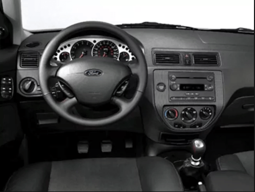 2005 Ford Focus Interior and Redesign
