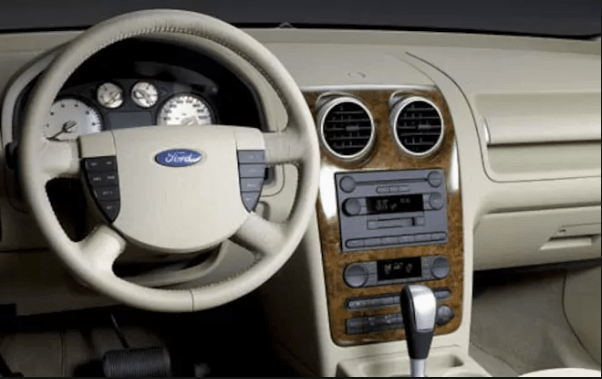 2005 Ford Freestyle Interior and Redesign