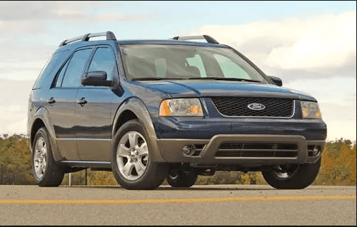 2005 Ford Freestyle Owners Manual and Concept