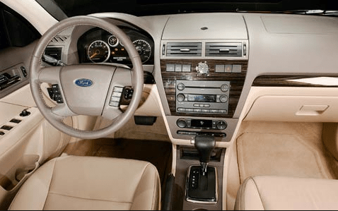 2006 Ford Fusion Interior and Redesign