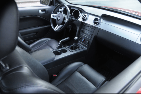 2006 Ford Mustang Interior and Redesign