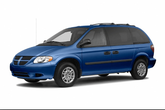 2007 Dodge Caravan Owners Manual and Concept