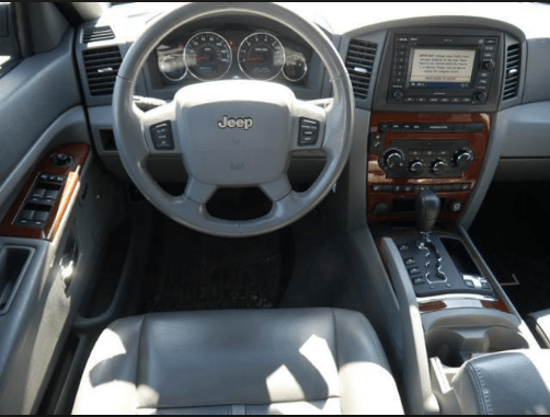 2007 Jeep Cherokee Interior and Redesign