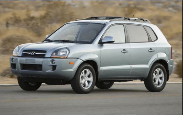 2009 Hyundai Tucson Owners Manual and Concept