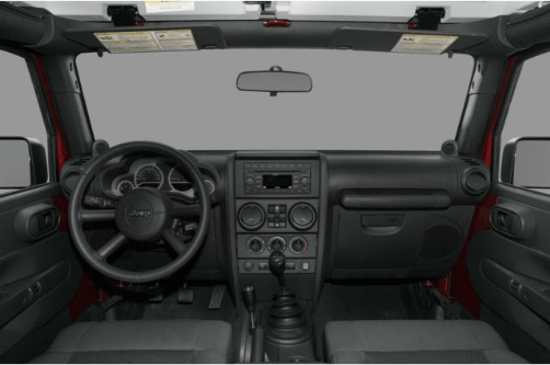 2009 Jeep Wrangler Unlimited Interior and Redesign