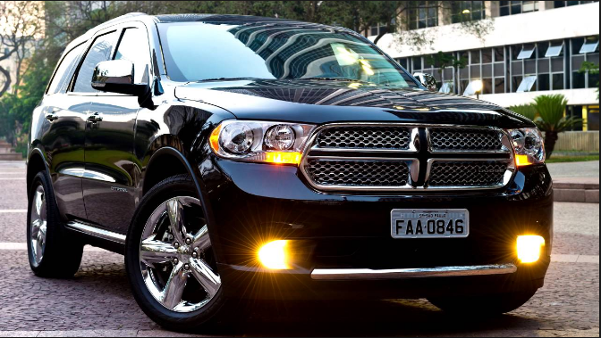 2010 Dodge Durango Owners Manual and Concept